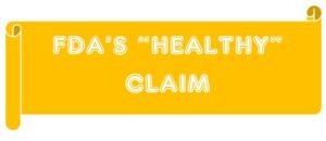 fda-healthy